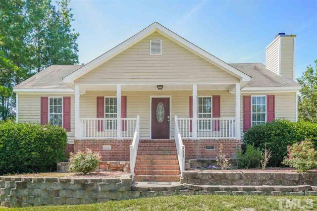 811 Delray Lane, Knightdale, NC 27545 (#2263796) :: RE/MAX Real Estate Service