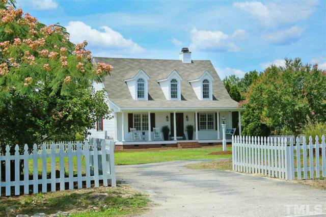 2001 Edgemont Road, Wendell, NC 27591 (#2263817) :: Raleigh Cary Realty