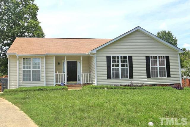 504 Noonday Court, Holly Springs, NC 27540 (#2263844) :: Sara Kate Homes