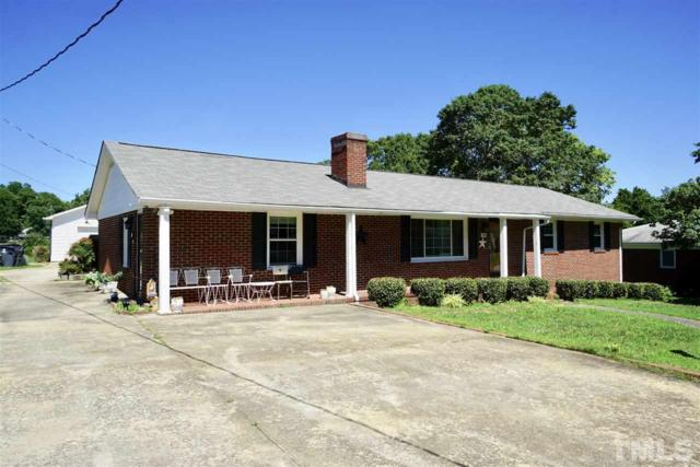 106 Della Street, Oxford, NC 27565 (#2263867) :: The Perry Group