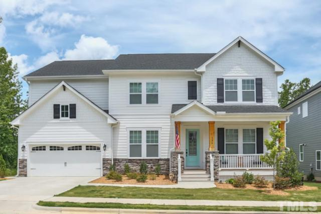 334 Whispering Wind Drive, Chapel Hill, NC 27516 (#2264006) :: Real Estate By Design