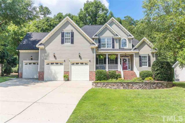 801 Neuse Ridge Drive, Clayton, NC 27527 (#2264022) :: Real Estate By Design