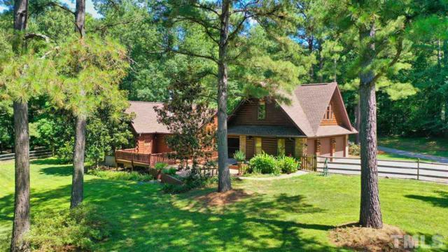 2421 Whispering Pines Drive, Clayton, NC 27520 (#2264023) :: Sara Kate Homes
