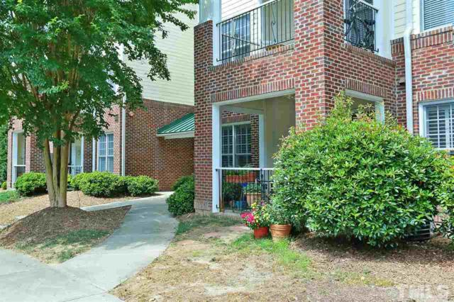 900 Canenaugh Drive #105, Raleigh, NC 27604 (#2264049) :: Real Estate By Design