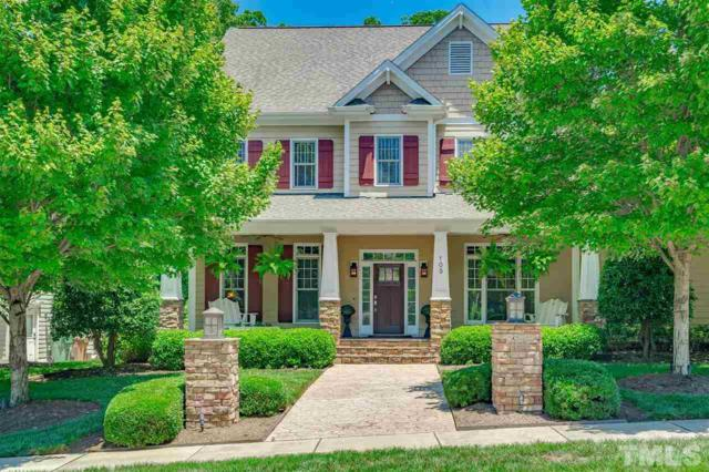 105 Lantern Ridge Lane, Cary, NC 27519 (#2264122) :: Marti Hampton Team - Re/Max One Realty