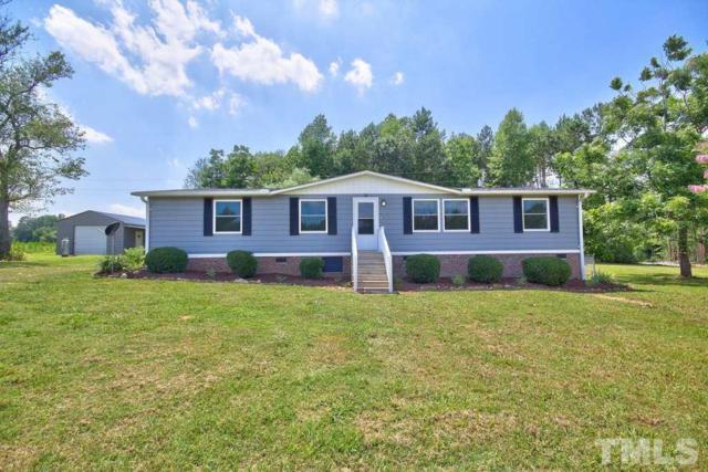 675 Ruffin Road, Princeton, NC 27569 (#2264186) :: Dogwood Properties