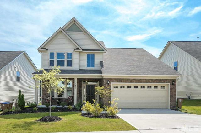 2417 Cedar Rock Drive, Wake Forest, NC 27587 (#2264284) :: Raleigh Cary Realty