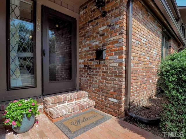 1003 Oak Tree Drive #1003, Chapel Hill, NC 27517 (#2264289) :: The Perry Group