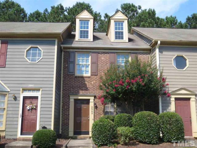 2949 Faversham Place, Raleigh, NC 27604 (#2264425) :: Sara Kate Homes