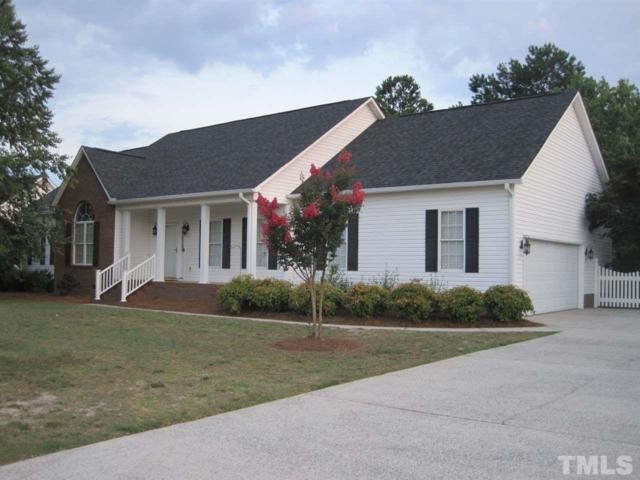 206 Stonehenge Drive, Dunn, NC 28334 (#2264443) :: Real Estate By Design