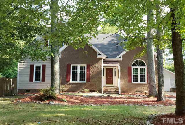 713 Sunset Drive, Fuquay Varina, NC 27526 (#2264488) :: Real Estate By Design