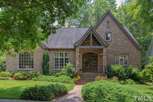 131 Graylyn Drive, Chapel Hill, NC 27516 (#2264492) :: Morgan Womble Group