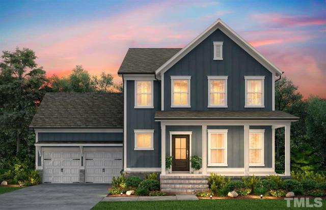 119 Sunburst Drive Cb Lot 42, Durham, NC 27705 (#2264494) :: Sara Kate Homes