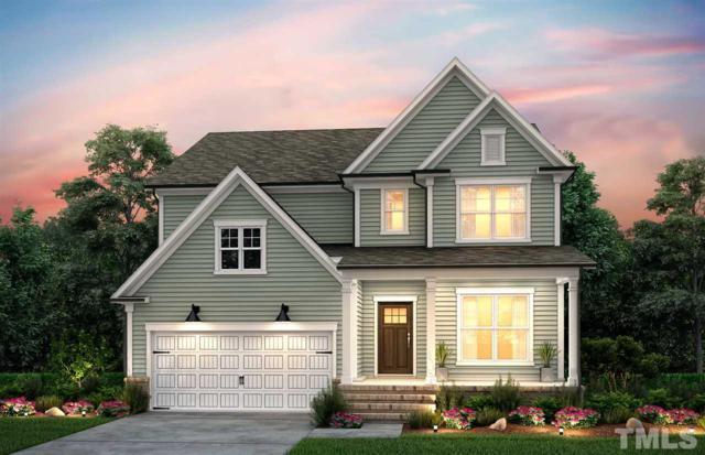 108 Sunburst Drive Cb Lot 57, Durham, NC 27705 (#2264497) :: Sara Kate Homes