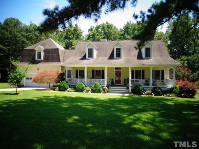 3387 Polly Jones Court, Rocky Mount, NC 27804 (#2264589) :: Dogwood Properties