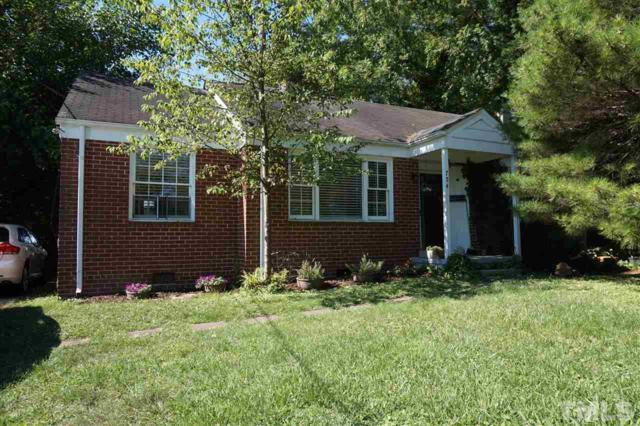 754 E Whitaker Mill Road, Raleigh, NC 27608 (#2264642) :: Marti Hampton Team - Re/Max One Realty