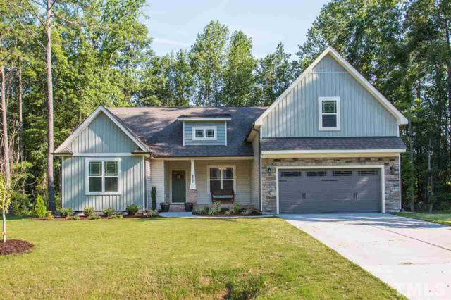 185 Beaver Dam Drive, Youngsville, NC 27596 (#2264682) :: The Jim Allen Group