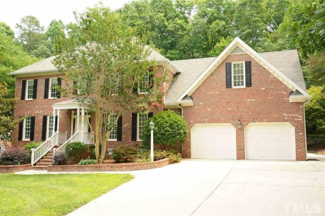 4212 Glen Laurel Drive, Raleigh, NC 27612 (#2264776) :: Real Estate By Design