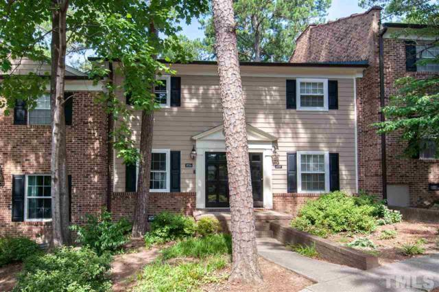 3735 Yorktown Place #3735, Raleigh, NC 27609 (#2264810) :: Morgan Womble Group