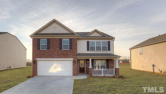 54 E Prairie Street, Clayton, NC 27527 (#2264832) :: Sara Kate Homes