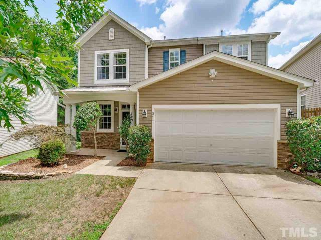 341 Apple Drupe Way, Holly Springs, NC 27540 (#2264843) :: Rachel Kendall Team