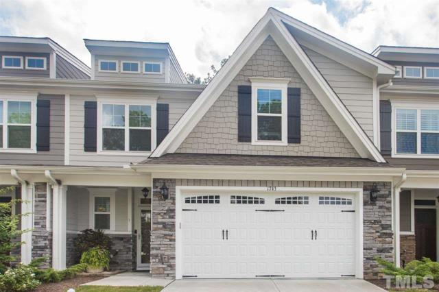 1743 Grandmaster Way, Wake Forest, NC 27587 (#2264903) :: Raleigh Cary Realty