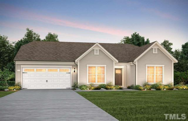 465 Duggins Point Gm Lot 133, Apex, NC 27523 (#2264956) :: Morgan Womble Group