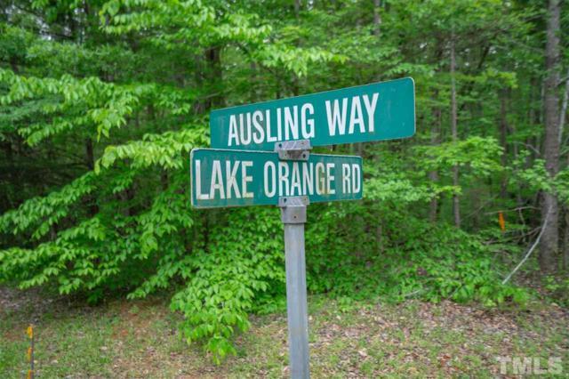 lot 17 Lake Orange Road, Hillsborough, NC 27278 (#2264966) :: Morgan Womble Group