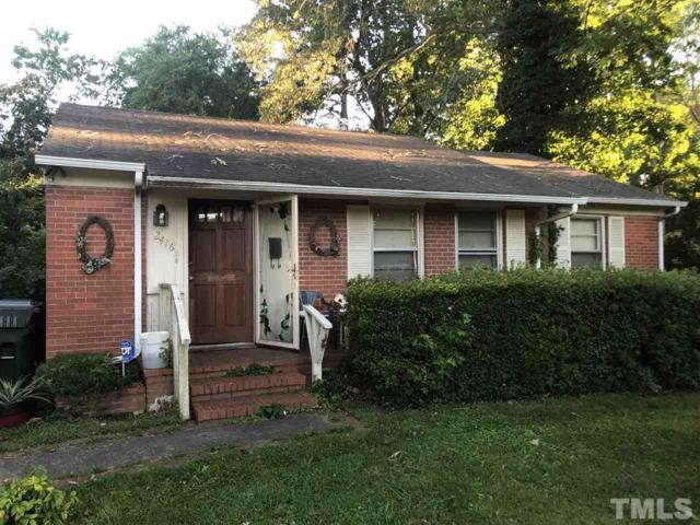 2416 Milburnie Road, Raleigh, NC 27610 (#2264988) :: Raleigh Cary Realty