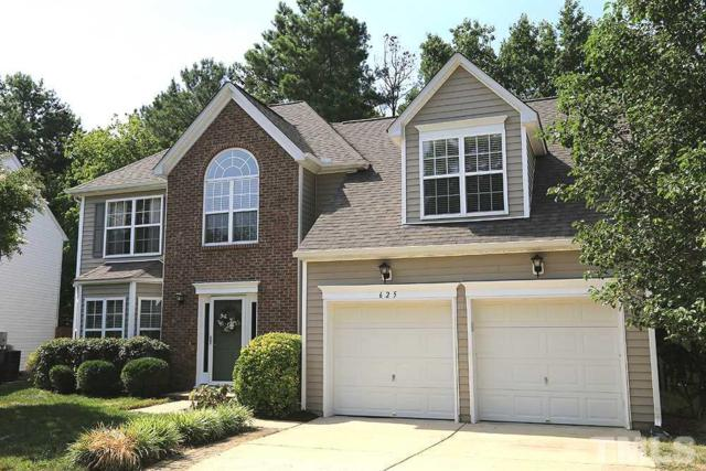 625 Texanna Way, Holly Springs, NC 27540 (#2265001) :: The Jim Allen Group