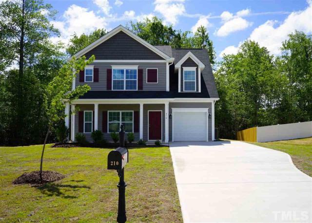 59 W Falcon Court, Clayton, NC 27520 (#2265067) :: Real Estate By Design