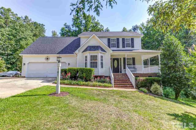 181 Palmer Drive, Clayton, NC 27527 (MLS #2265069) :: On Point Realty