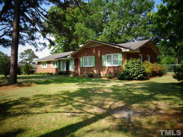 3358 Cornell Street, Rocky Mount, NC 27803 (#2265135) :: The Perry Group