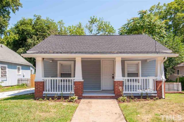 11 Bart Street, Raleigh, NC 27610 (#2265160) :: Raleigh Cary Realty