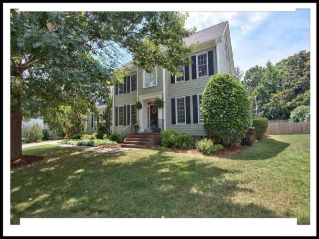 106 Sunset Ridge Lane, Chapel Hill, NC 27516 (#2265176) :: Morgan Womble Group