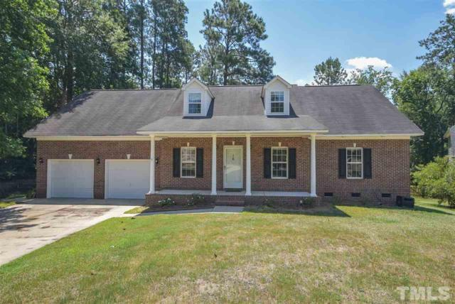 16 Clearwater Harbor, Sanford, NC 27332 (#2265204) :: Rachel Kendall Team