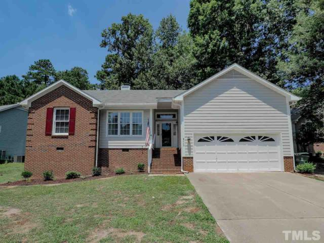 6117 Steeds Run Drive, Raleigh, NC 27616 (#2265216) :: Raleigh Cary Realty