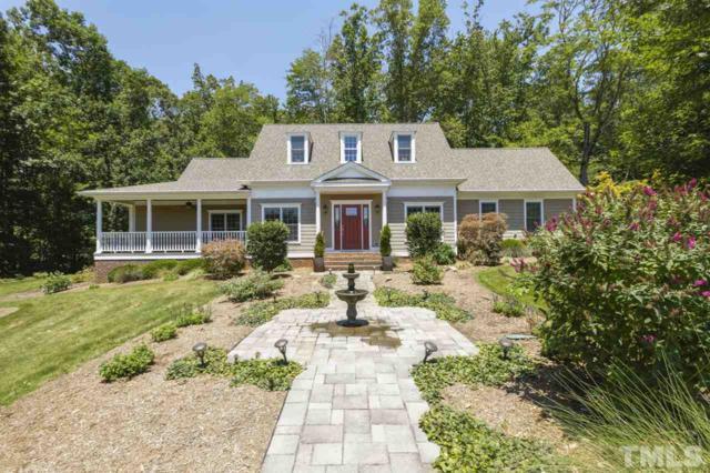 107 Fells Way, Chapel Hill, NC 27516 (#2265254) :: Morgan Womble Group
