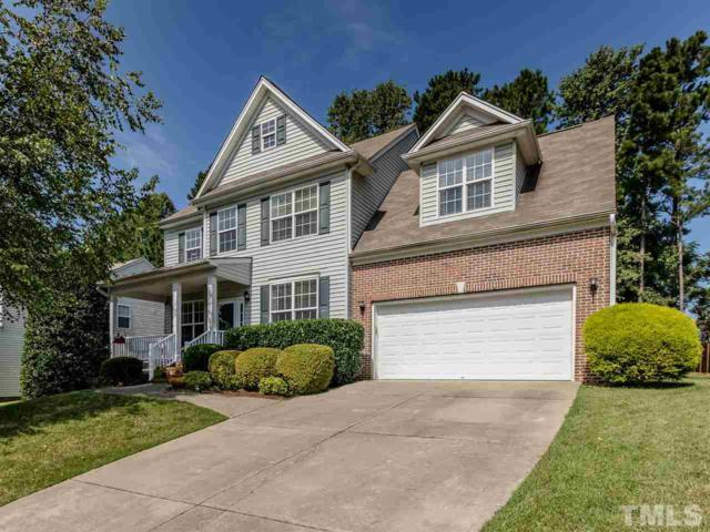 204 Newbury Park Way, Apex, NC 27539 (#2265255) :: Rachel Kendall Team