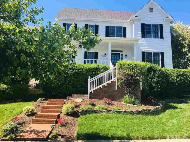 604 Parkview Crescent, Chapel Hill, NC 27516 (#2265268) :: Morgan Womble Group