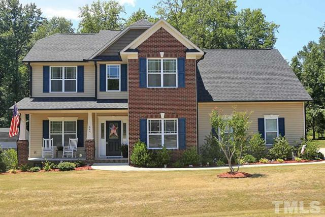 645 Wood Valley Drive, Four Oaks, NC 27524 (#2265322) :: The Perry Group