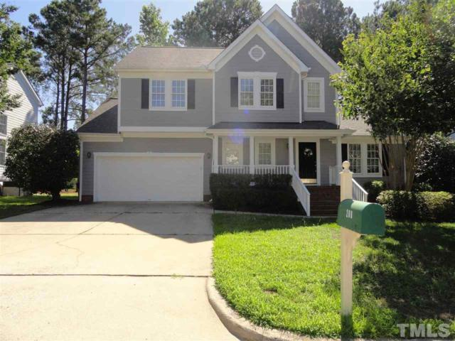 208 Cove Creek Drive, Cary, NC 27519 (#2265346) :: Raleigh Cary Realty