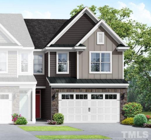 201 Hidden Run Lane, Holly Springs, NC 27540 (#2265380) :: Dogwood Properties