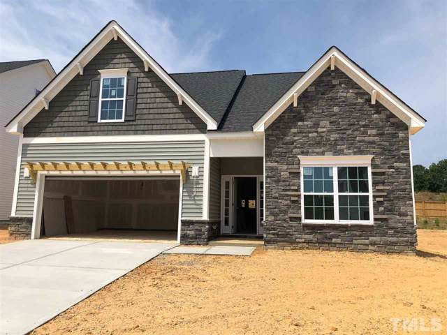 1116 Matisse Drive, Fuquay Varina, NC 27526 (#2265389) :: Morgan Womble Group