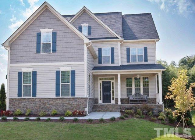 1201 Valley Dale Drive, Fuquay Varina, NC 27526 (#2265393) :: Morgan Womble Group