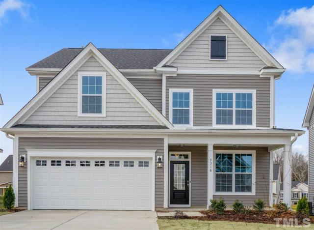 1120 Matisse Drive, Fuquay Varina, NC 27526 (#2265407) :: Raleigh Cary Realty