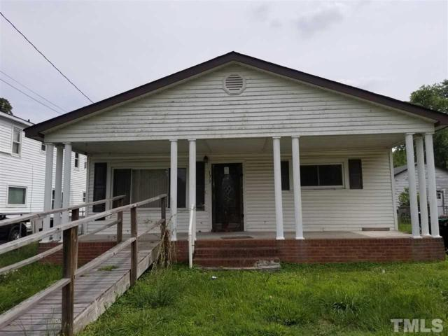 173 W Lillington Street, Angier, NC 27501 (#2265437) :: The Perry Group