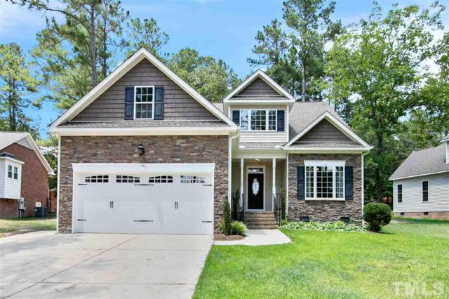 136 Port Tack, Sanford, NC 27332 (#2265461) :: Rachel Kendall Team