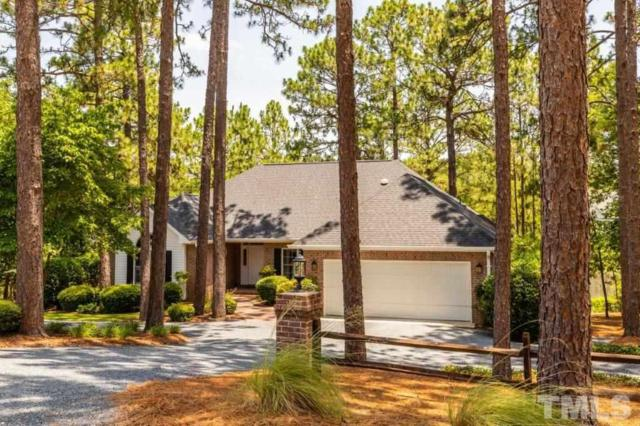31 La Quinta Court, Pinehurst, NC 28374 (#2265470) :: The Results Team, LLC