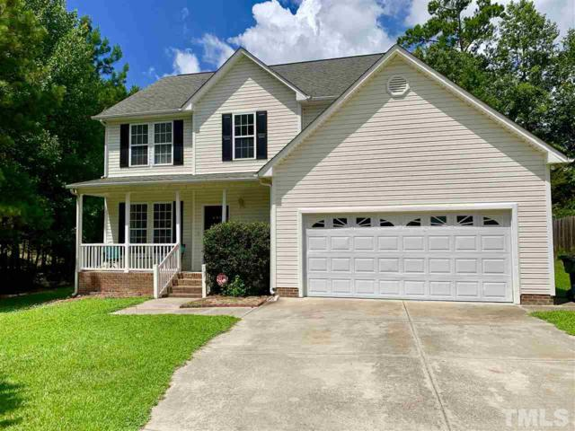 201 Spinel Lane, Knightdale, NC 27545 (#2265503) :: The Results Team, LLC